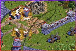 Age of Empires Scenario - Attack of the Evil Eye