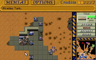 Atreides Final level Screenshot