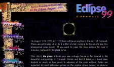 Cornwall - Eclipse 1999